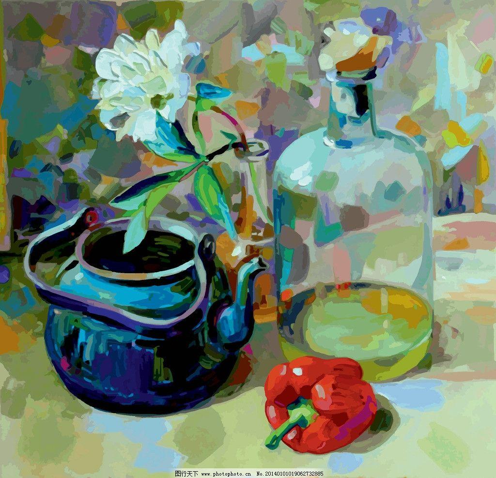 油画 绘画 装饰画 壁画 欧式风景 绘画书法 艺术品 美术绘画