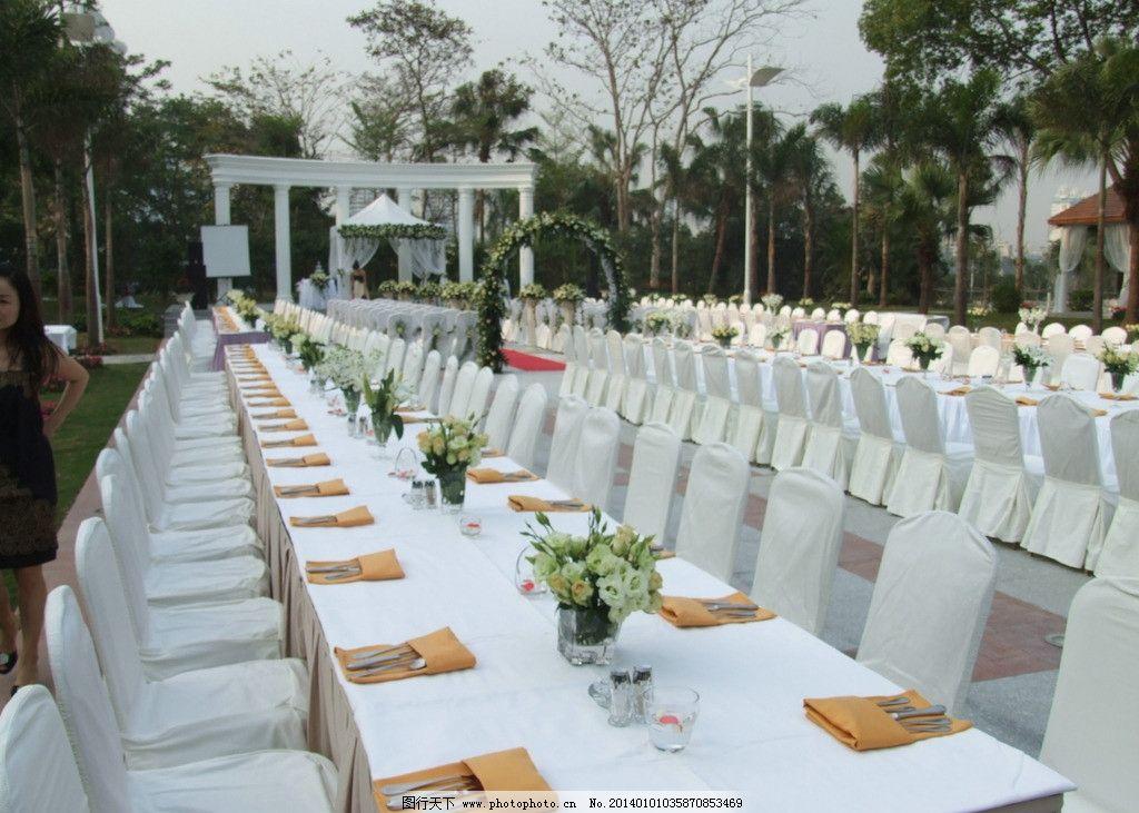 西式婚礼 西式 婚礼 白色