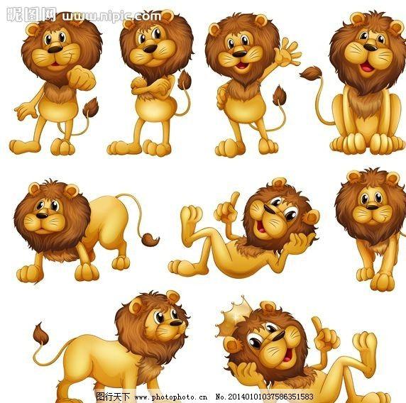 工笔狮子画法步骤
