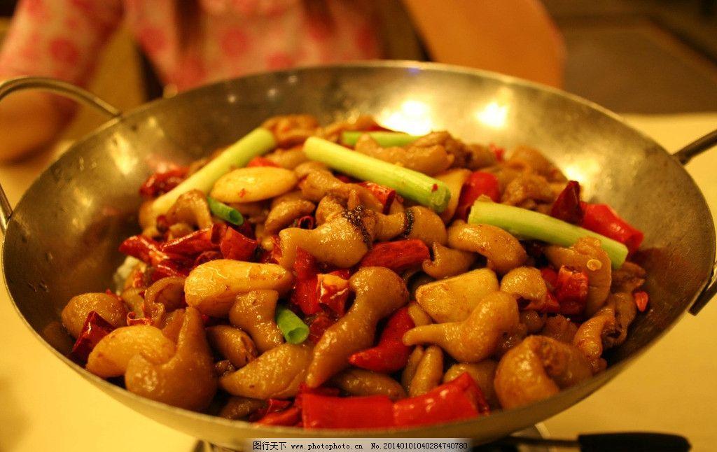 干锅肥肠 川菜 湘菜 特色菜 家常菜 美食 菜单 餐厅菜谱 传统美食