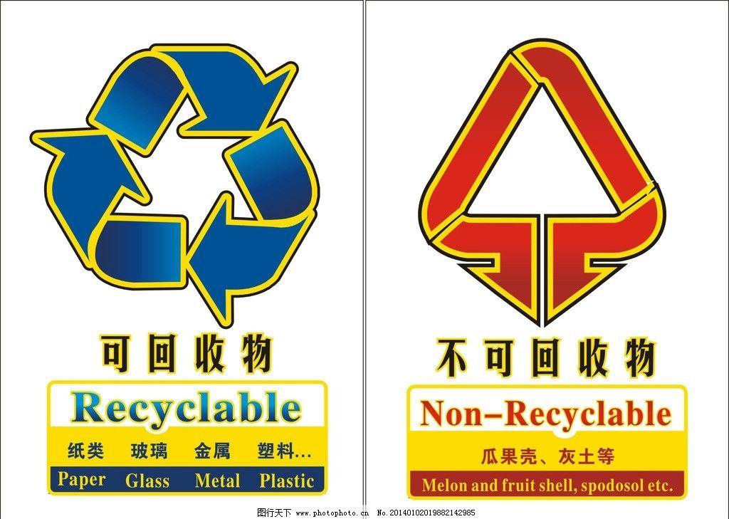 环保标识图片_公共标识标志_标志图标_图行天下图库