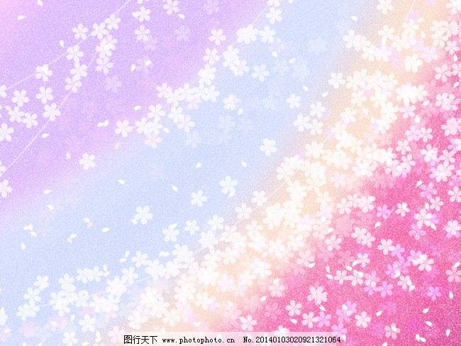 温暖渐变花朵炫光背景素材 温暖渐变花朵炫光背景素材免费下载 千图网
