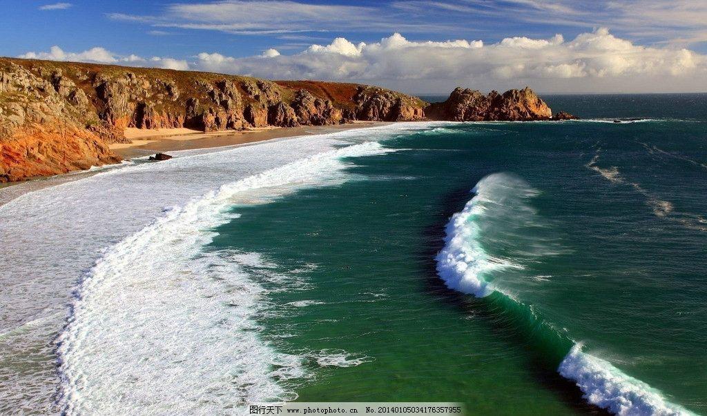 电脑壁纸大海_海岸风景 大海 海浪 唯美 电脑壁纸 安静 旅游摄影