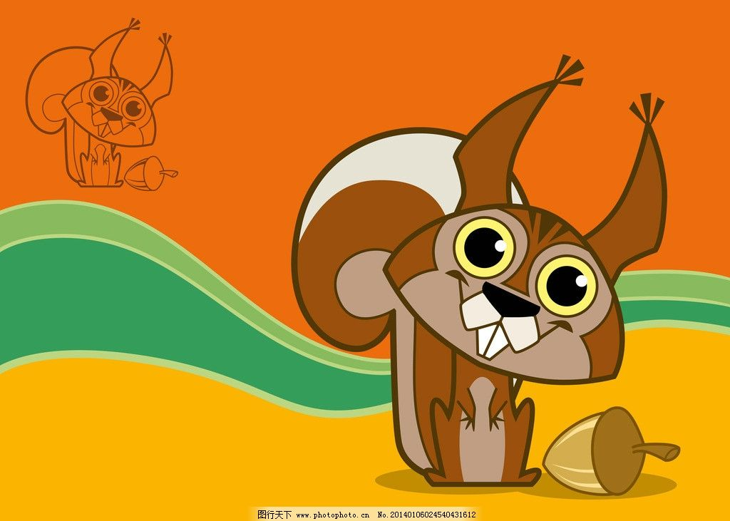 兔子 兔 野兔 卡通 可爱