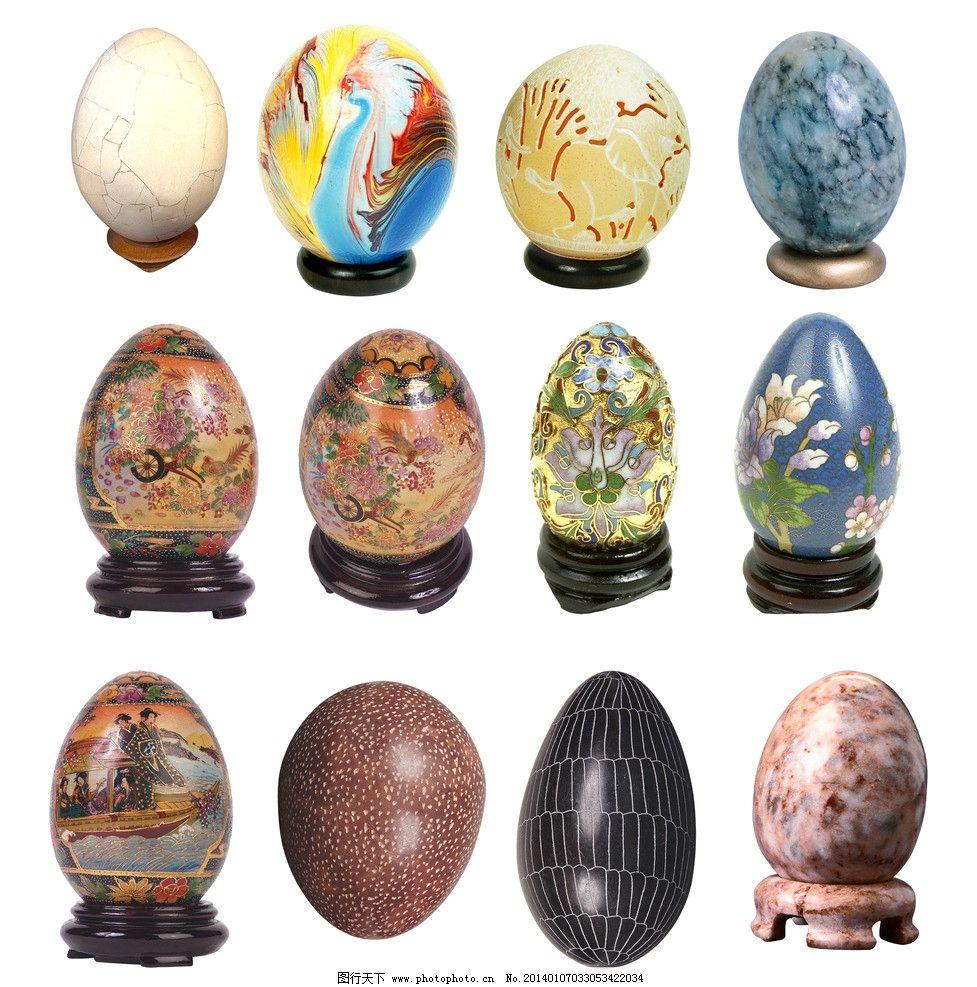彩蛋花纹 彩蛋设计 复活节 鸡蛋 鸭蛋 生活素材 彩蛋系列 彩绘 传统