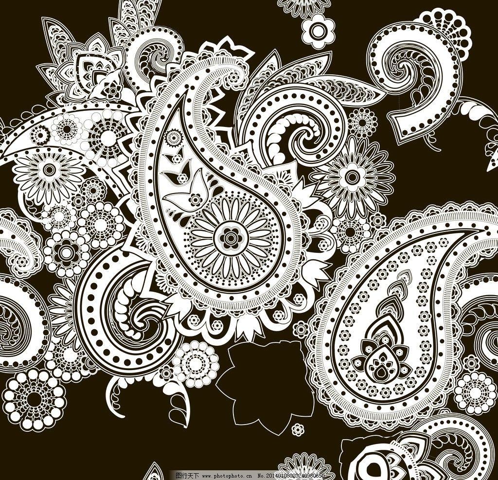 欧式花纹 花纹花卉图案 欧式 古典 花纹 花边 传统花纹 装饰花纹 婚纱