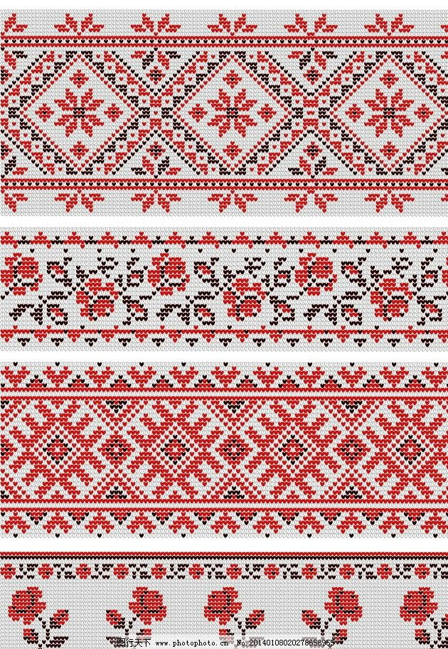 古典花纹 刺绣花纹 欧式花纹 无缝墙布 无缝壁布 非洲花纹 时尚花纹