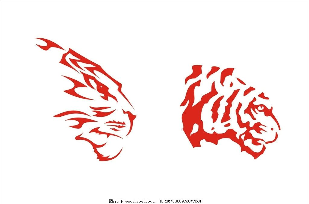 虎头 老虎头 老虎 百兽之王 森林之王 野生动物 大老虎 猛虎 条纹线条