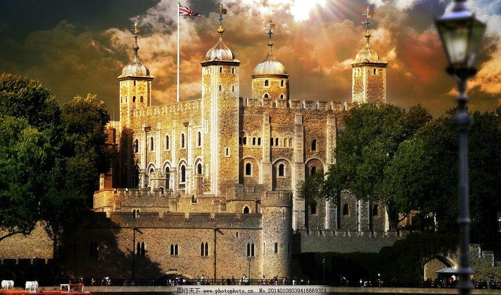 城堡 堡垒 城池 欧式建筑 欧式风格 古建筑 城市 城市建筑 高楼大厦