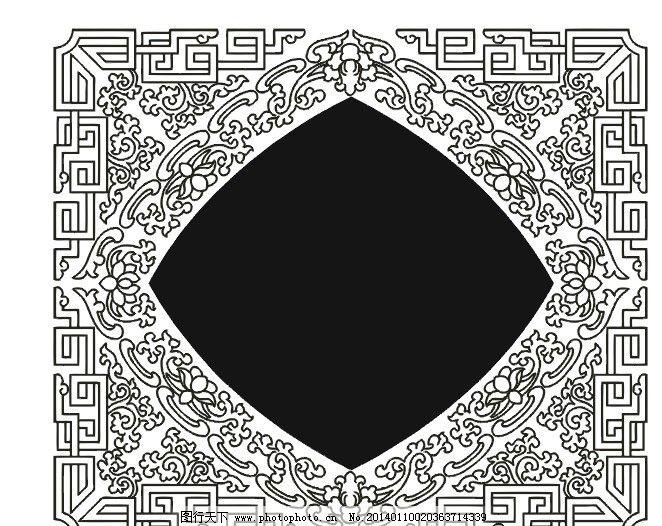 藏佛教花纹 藏纹 传统纹饰 花纹 矢量纹饰 佛教花纹 佛教纹饰 花纹