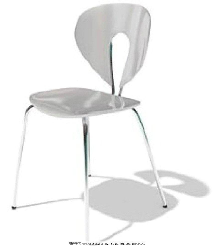 椅子 椅子模型 室内模型 室内设计 室内设计模板 模型库 国外室内