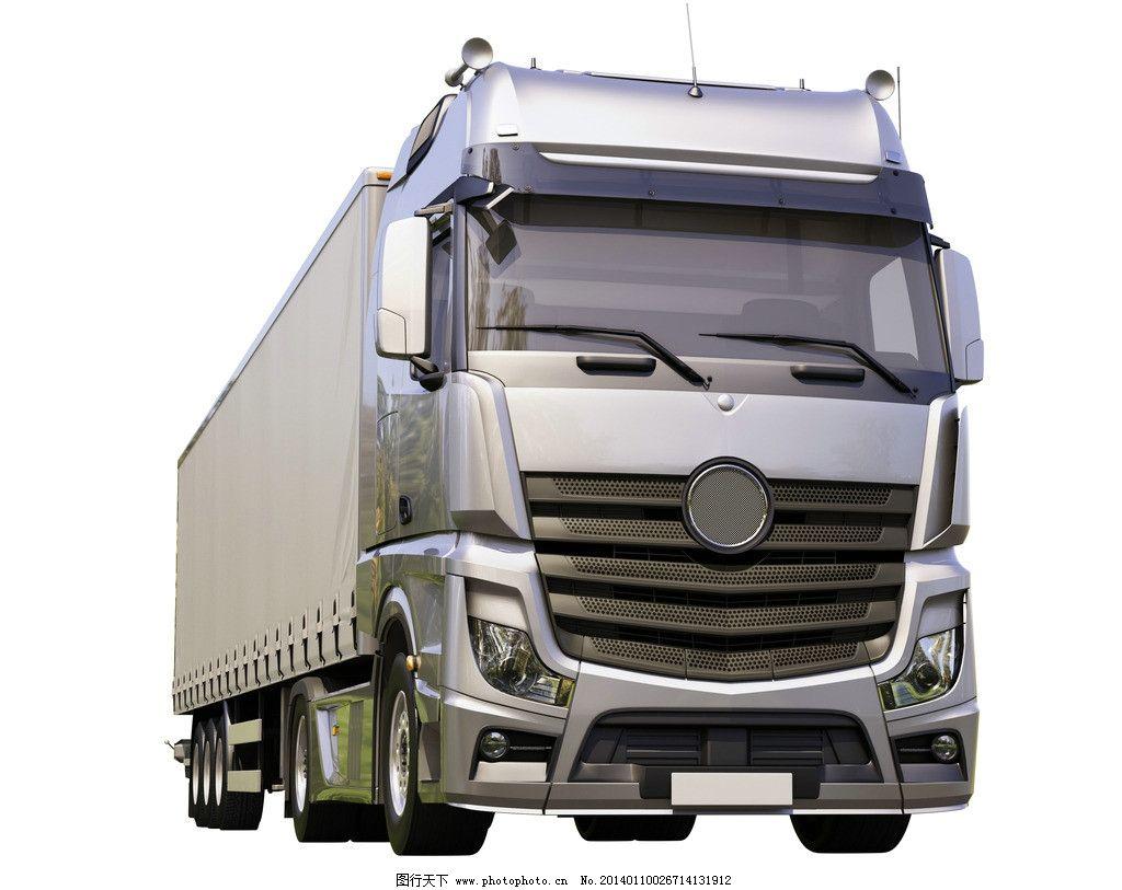 集装箱货车 物流 厢式货车 货车集装箱 货车 纸箱 集装箱 快递 货运