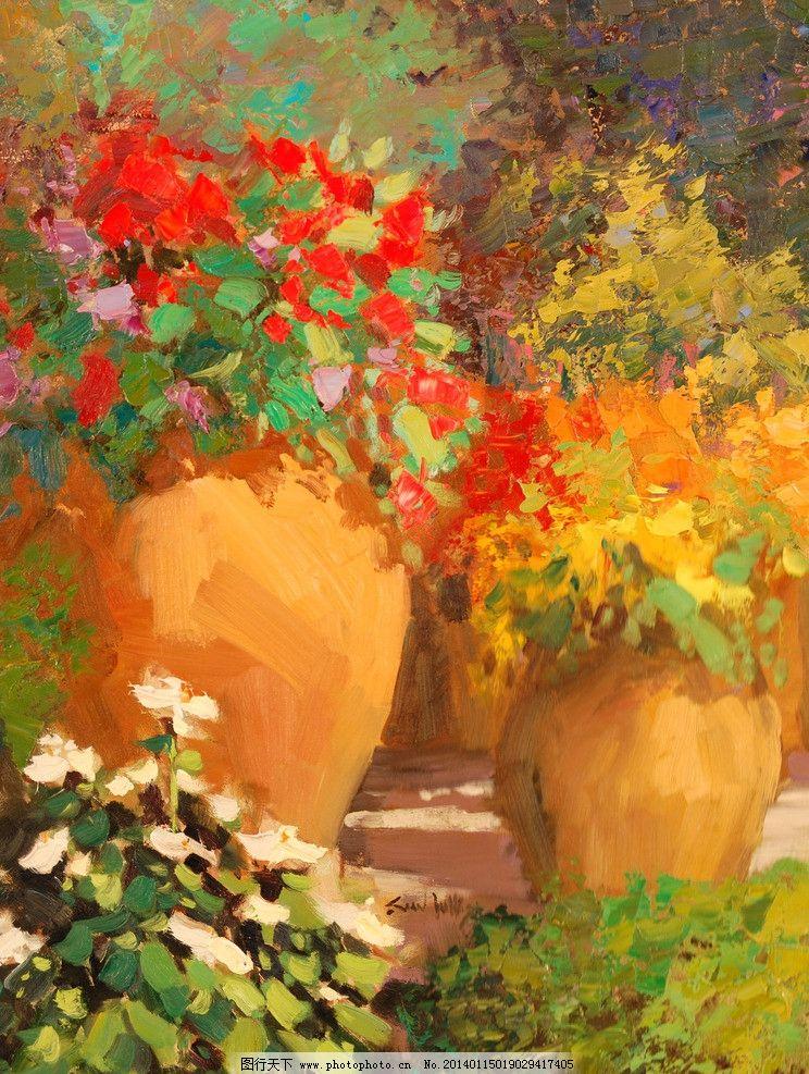 静物绘画 油画绘画 美术 色彩 重彩 欧式油画 西方油画 油画艺术