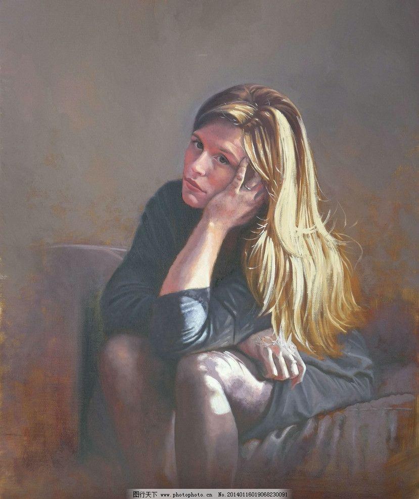人物画 美术 西方人物 画 人物 绘画 外国人 现代画 人物绘画 艺术 画