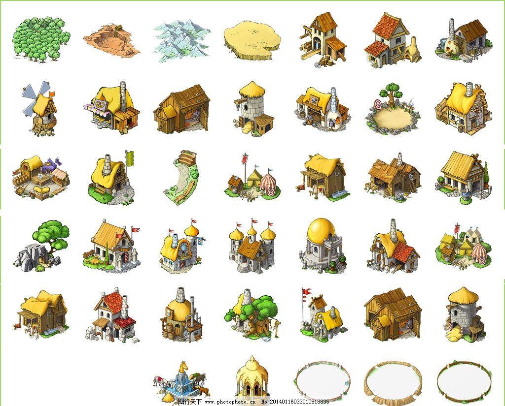 神奇小木屋卡通图片