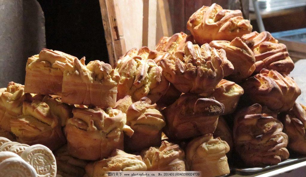 名小吃 卷卷馍 西安 历史 旅游 小吃 手工 传统美食 餐饮美食 摄影