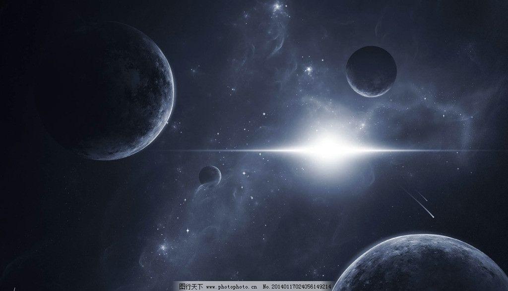 太空 宇宙 宇宙背景 浩瀚 深邃 航空 科幻 太空图片 人文景观 自然