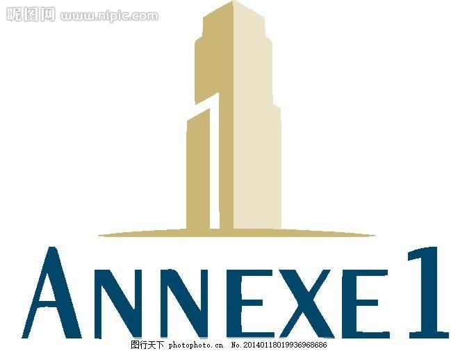 房地产logo 楼房 公寓 房屋 会所 外国 西方 欧式 国外