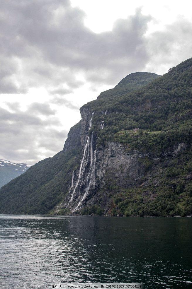 边框图片_山水风景_自然景观