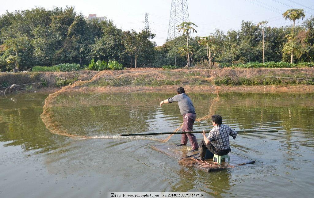 2亩地鱼塘设计图片