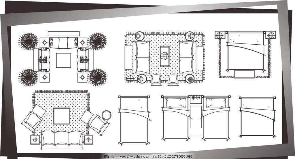 床平面图片