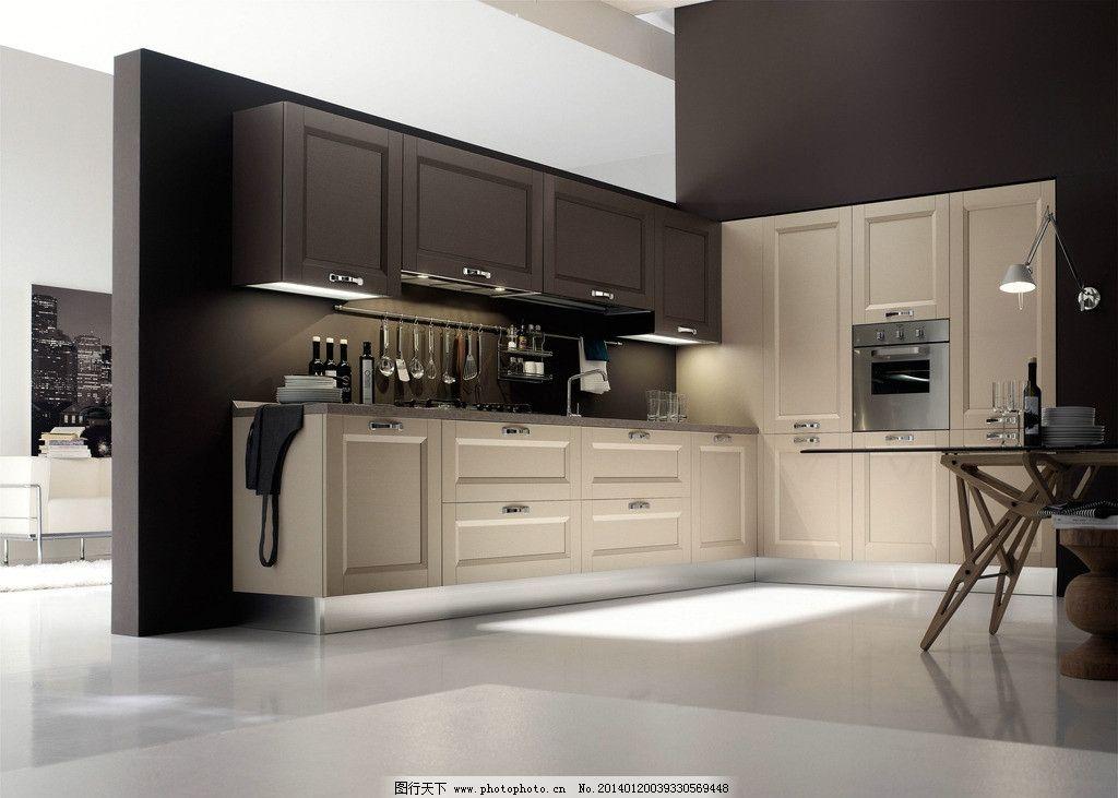 厨房 装修 装饰 装潢 家具 家居 整体厨房 开放式厨房 橱柜
