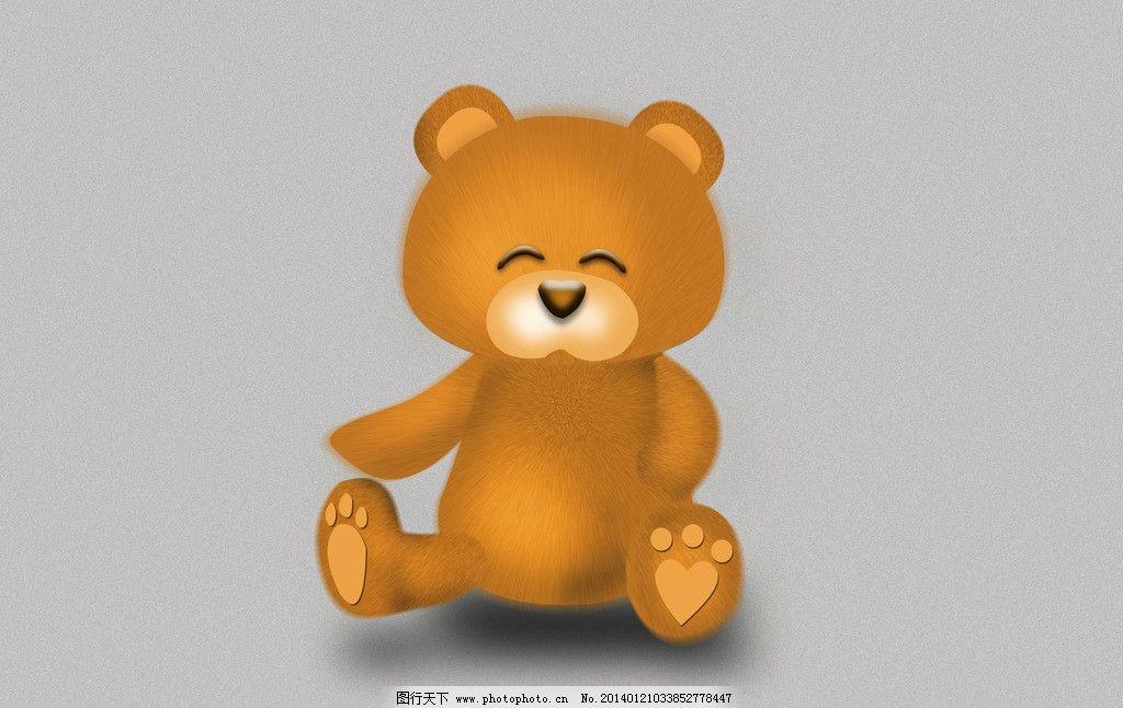 小熊图片,娃娃熊 布娃娃 可爱熊 漂亮熊 其他 源文件