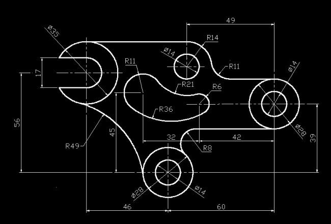 cad 机械 机械设计 机械制图 零件图纸 机械设计 机械制图 零件图纸