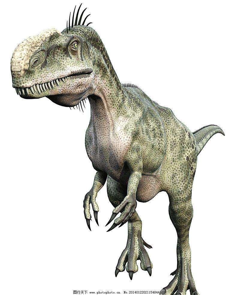 恐龙 霸王龙 侏罗纪 巨兽 怪兽 动物设计 巨大