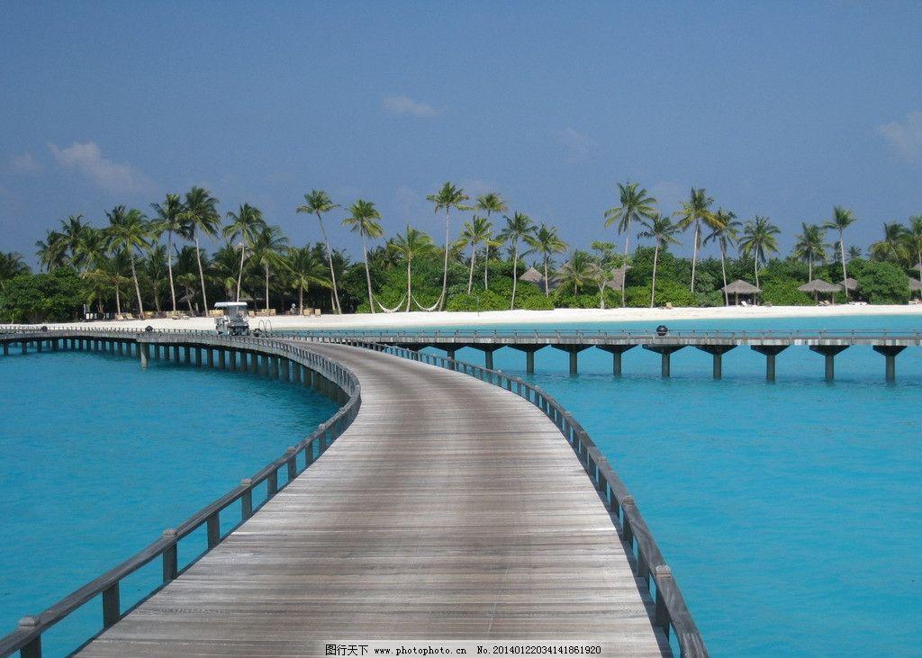 巴厘岛 海水 蓝天 木屋 风景 旅游摄影