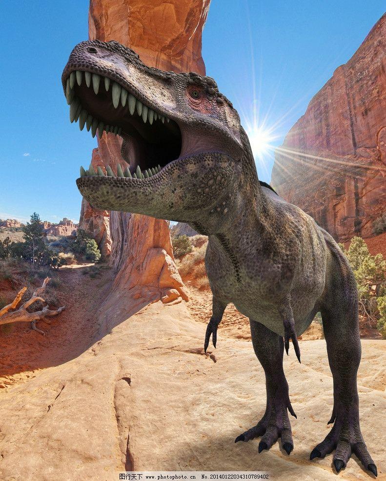 霸王龙 暴龙 恐龙 恐龙设计 侏罗纪 侏罗纪公园 白垩纪 远古生物