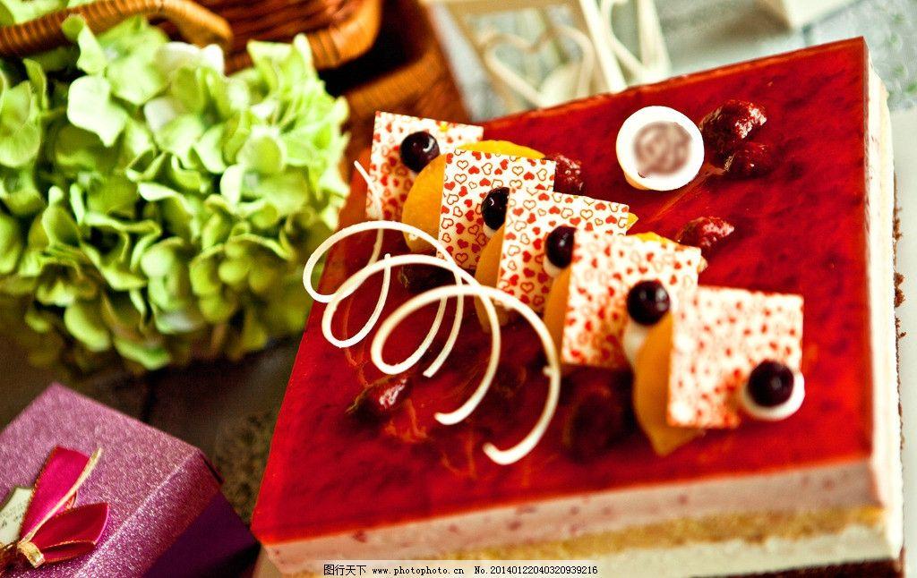 美味蛋糕 新颖 漂亮 可爱 想念 西餐美食 摄影