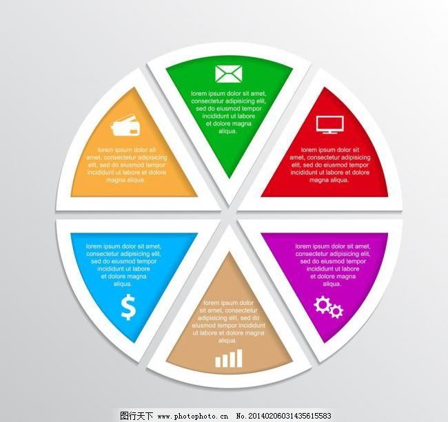 分类标签 背景 背景底纹矢量素材 标签主题 标识标志图标 步骤
