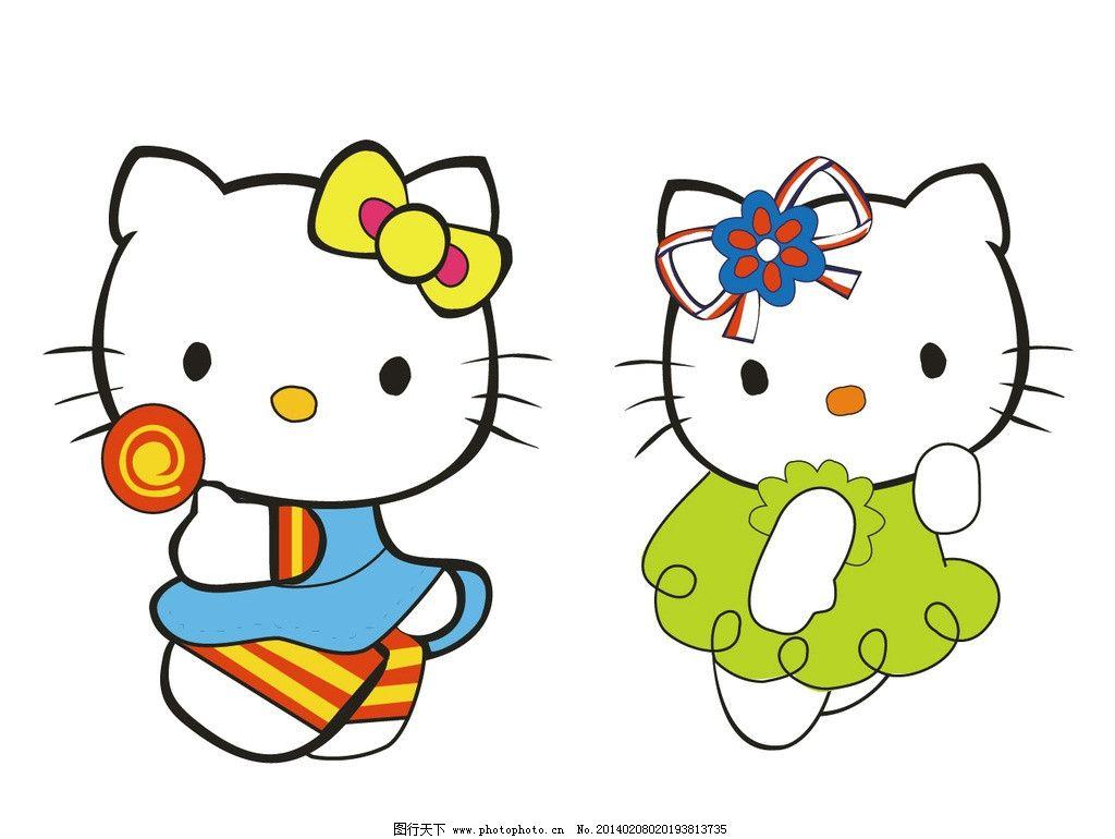 kitty猫 猫图片