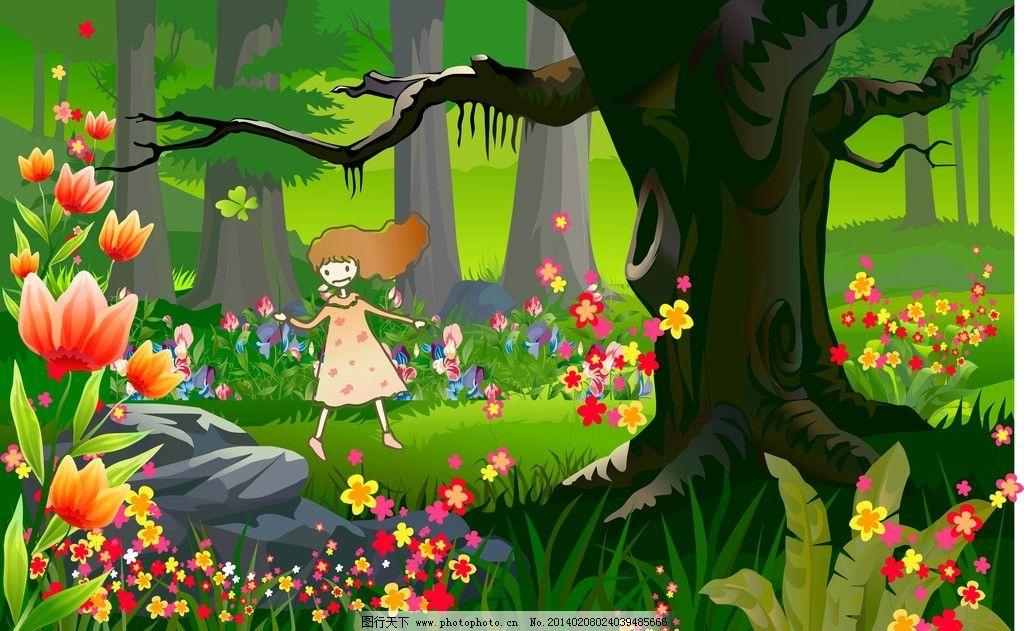 大森林图片图片