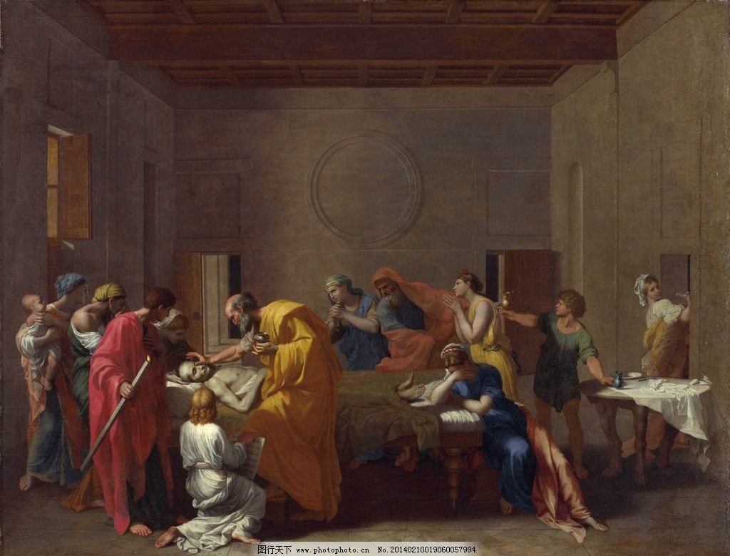 人物油画 普桑油画 古典油画 西洋画 高清油画 绘画 绘画书法 文化