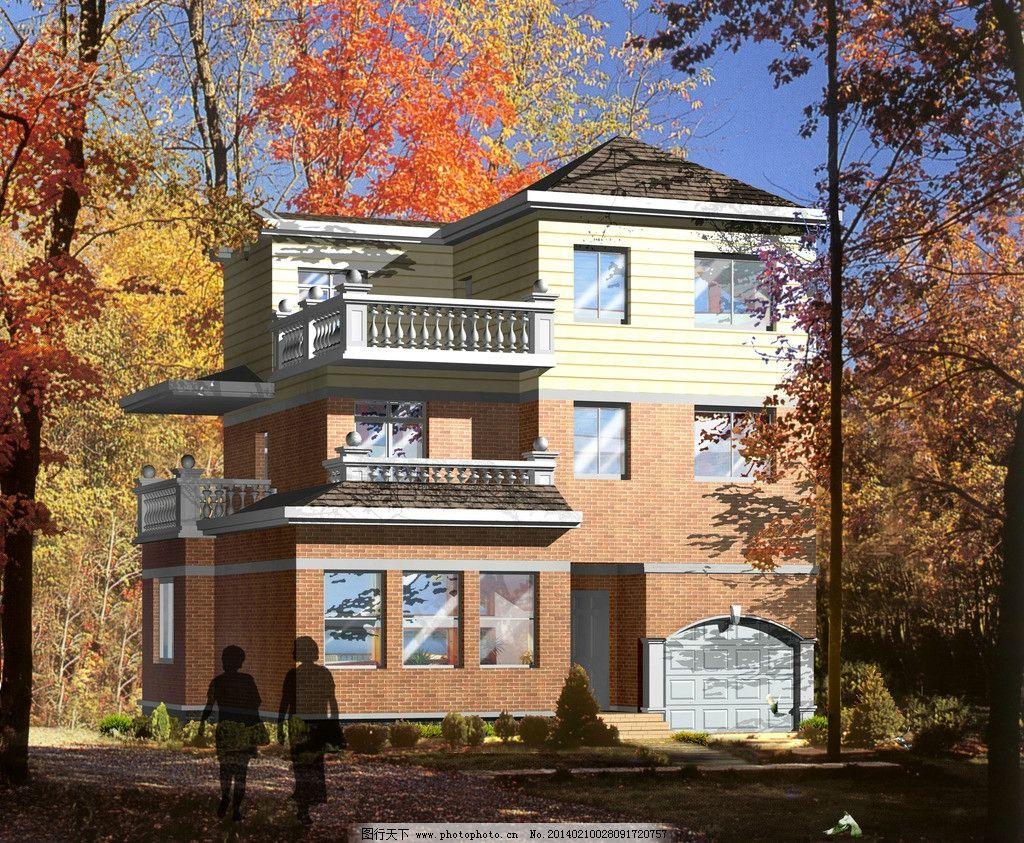 高档别墅 公寓设计 新农村 家居 装修 住宅 自建房 酒店设计 民房设计