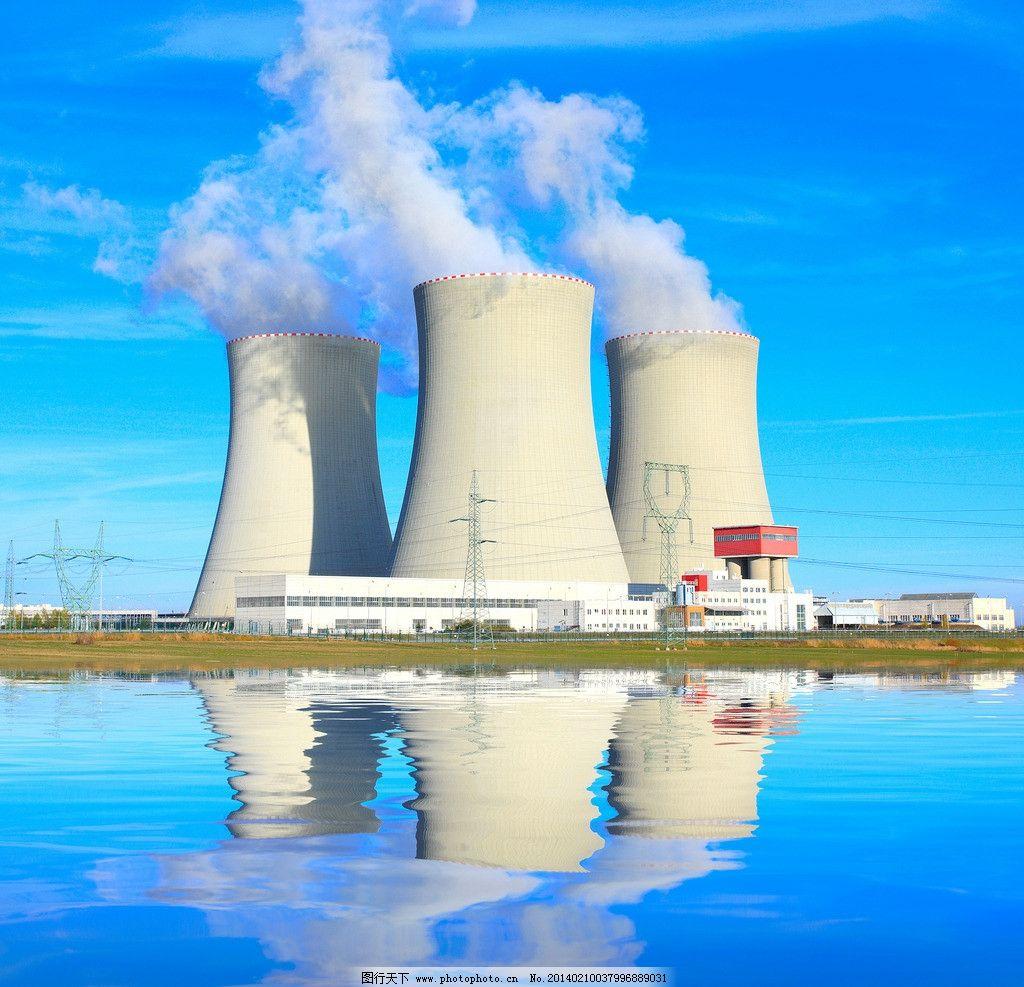 火力发电厂图片
