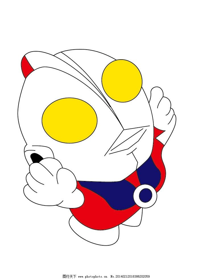 奥特曼图片_动漫人物_动漫卡通