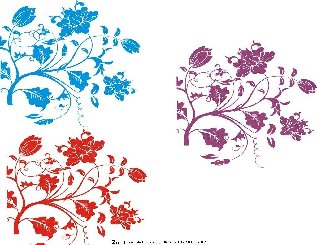 边框花纹 边框 欧式花纹 欧式花藤 边沿 经典花纹 花纹花边 底纹边框
