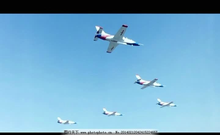 国庆大阅兵飞机视频