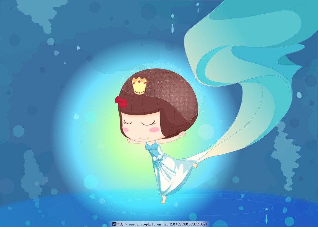 舞蹈 我的101套婚纱 麦拉风 蘑菇头 壁纸 可爱唯美 动漫人物 动漫动画