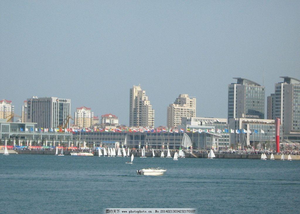 海边景色 海景 大海 青岛的海 海面 海 人文景观 旅游摄影 摄影 180