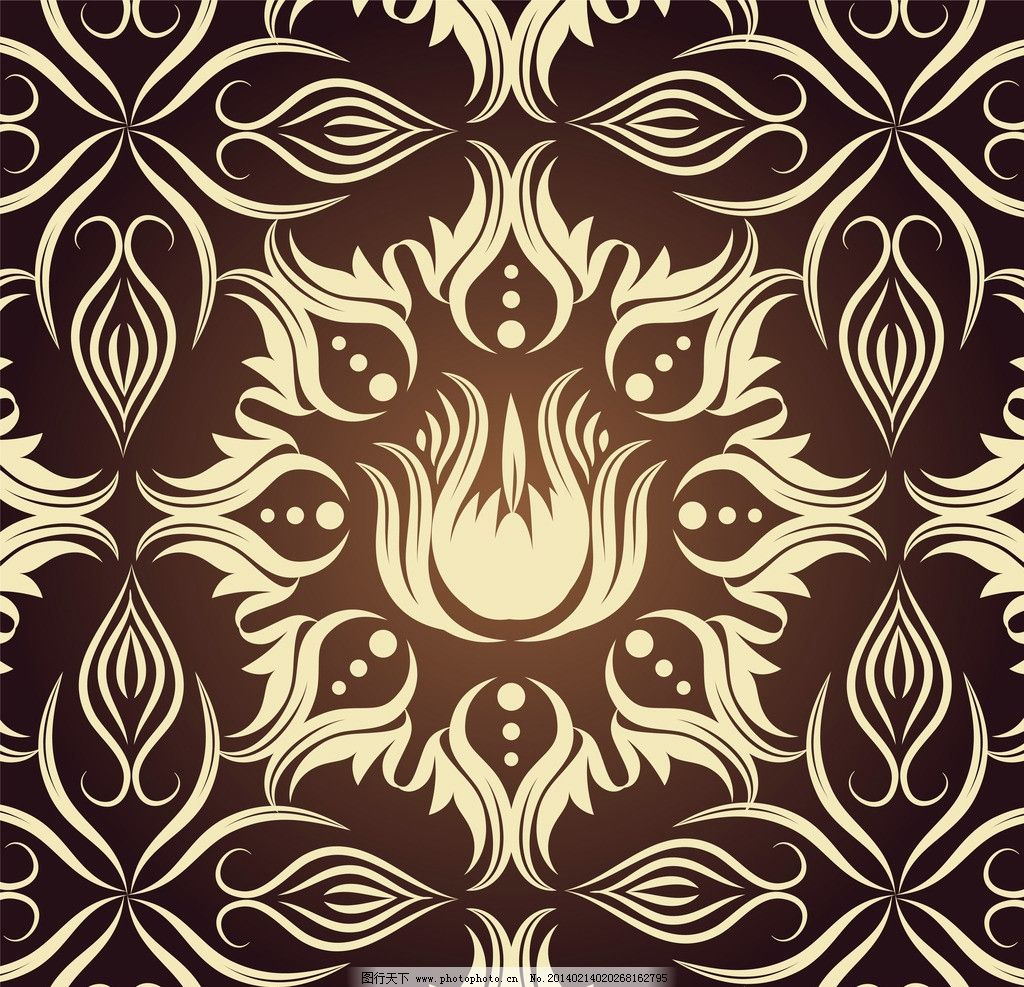 欧式花纹背景 欧式花纹 欧式 花纹 手绘 复古 线条 建筑装饰花纹 植物图片