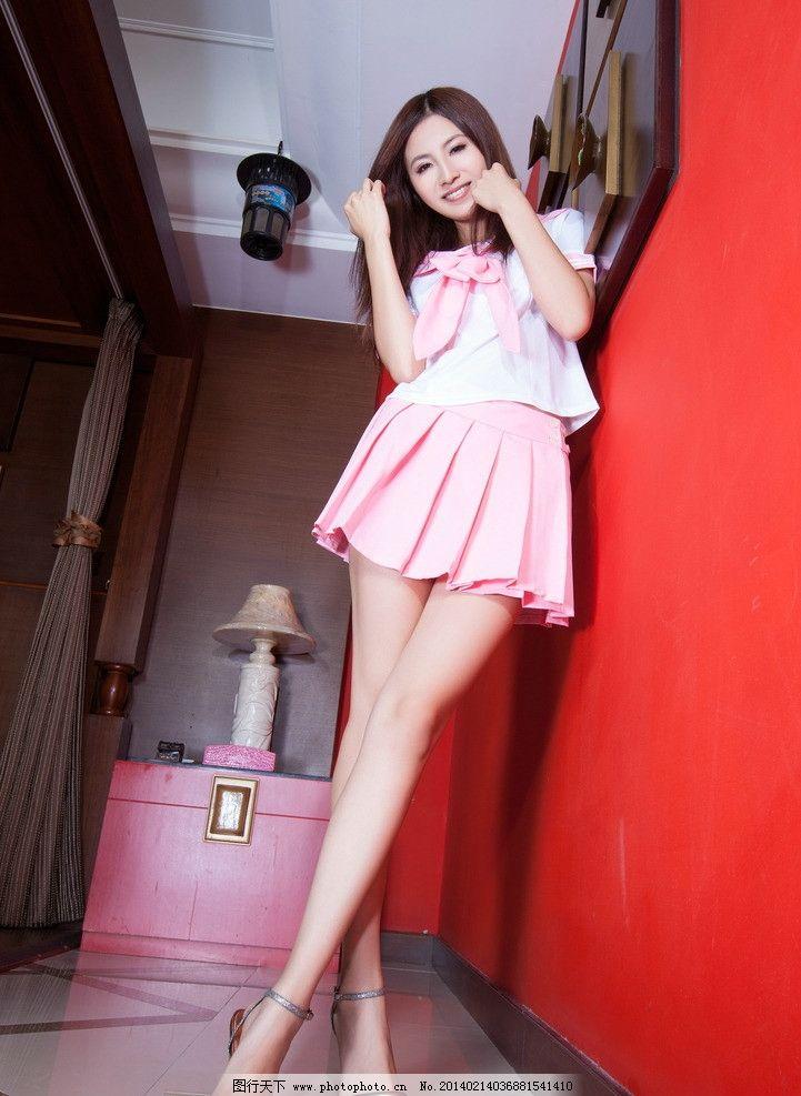 长腿美女 美女 东方 女性 气质 长发 长腿 美腿 高跟 室内 性感 唯美