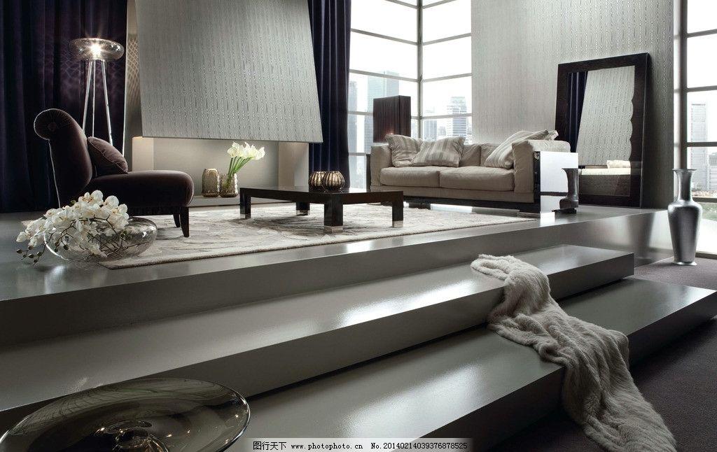 客厅设计 室内设计 欧式风格 奢华 高端      室内摄影 建筑园林 摄影