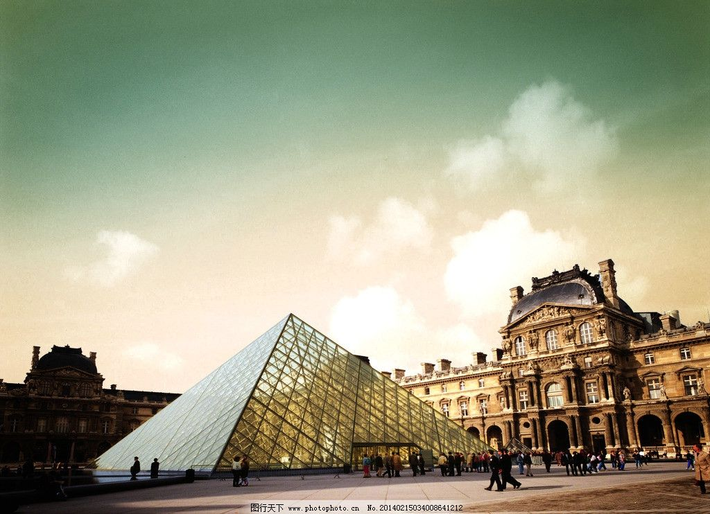 法式建筑图片