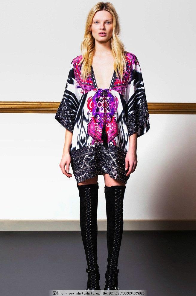 时装设计 模特 时尚 人物 摄影 女性女人 人物图库