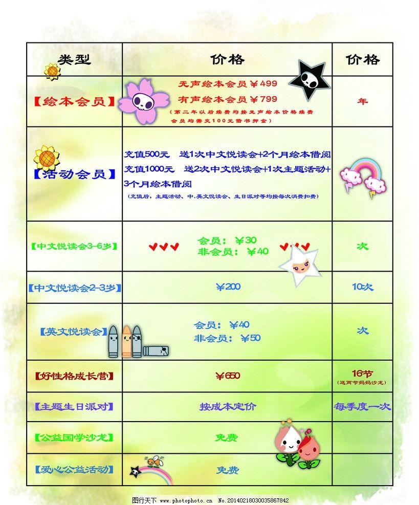 小卡通 幼儿 布克猫 小星星 幼儿园 海报设计 广告设计模板 源文件