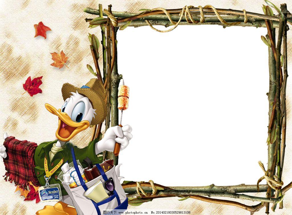 迪士尼手绘ppt背景